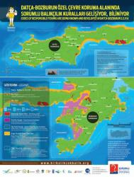"""Responsible Fishing Codes in Datça-Bozburun Special Environmental Protection Area"", developed as an educational tool at the landscape level."
