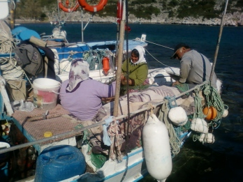 "As part of the ""Transition to Responsible Fishing Practices in Datça Peninsula"" activities, local fishermen and fisherwomen will have the opportunity to receive a ""Responsible Fisher Certificate"" to identify consumers and restaurant owners that participated and succeeded in an educational program about responsible fishing practices."