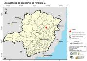 Veredinha Municipality within Minas Gerais State