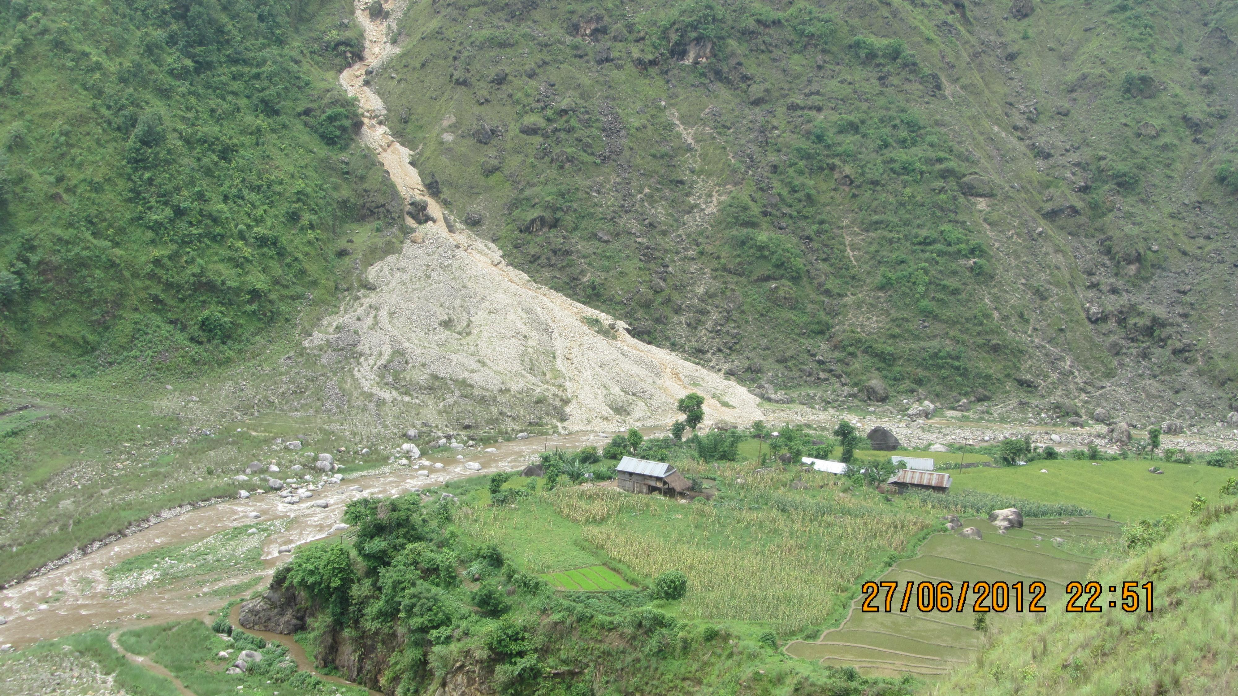 Alluvial Deposits COMDEKS