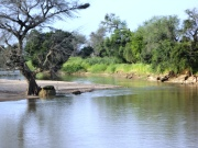 Mayo Tsanaga River, Bogo landscape